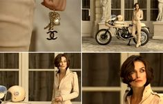 motor Coco Mademoiselle: The Film - CHANEL - Google zoeken