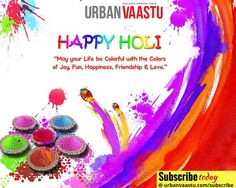 Happy #Holi everyone!  May the colours of Holi fill your life with colours of love,peace and happiness.