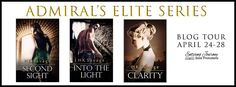 Series: The Admiral's Elite Author: HK Savage Genre: Paranormal Romance Second Sight On Sale for 99 cents Rebecca Sauter is a proud military police officer with a secret; she's clairvoyant. H…