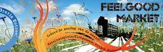 De Feelgood Market is een bruisende markt vol Design, Art, Fashion, Streekproducten, vintage, sieraden, lifestyle, kids stuff, (bio) Food en mooie, originele, eigenzinnige creaties van geïnspireerde ontwerpers, ambachtslieden en creatievelingen. Meestal aangeboden door de maker zelf. Met daarnaast live- muziek, workshops, dans en theater.