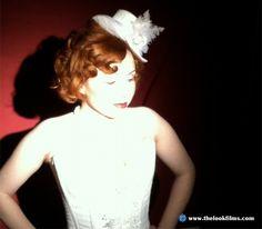 """Lady Cherry en el rodaje de """"The Show"""" el nuevo videoclip de 'The Ladies'."""