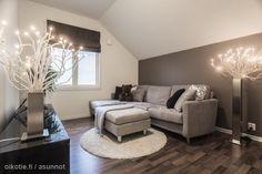 Myytävät asunnot, Kirsikkatie 6 Kuntakeskus Hollola #olohuone #oikotieasunnot