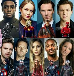 We all know that very soon we will be watching Avengers But even before that we are getting ready for the release of upcoming Captain Marvel Movie. Marvel Avengers, Marvel Comics, Marvel Films, Marvel Memes, Marvel Characters, Captain Marvel, Marvel Art, Captain America, Ms Marvel