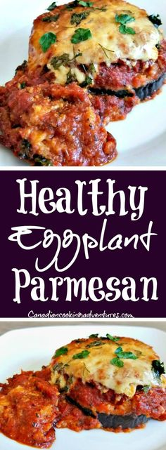 Diet Plan fot Big Diabetes - Healthy Eggplant Parmesan Doctors at the International Council for Truth in Medicine are revealing the truth about diabetes that has been suppressed for over 21 years. Vegetable Recipes, Vegetarian Recipes, Cooking Recipes, Healthy Recipes, Clean Eating Snacks, Healthy Eating, Planning Menu, Keto Lasagna, Diet Plan Menu