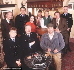 ITV has axed 1960s drama Heartbeat, it was revealed last night. Description from backtothebay.net. I searched for this on bing.com/images