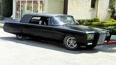 The TV Green Hornet, Chrysler Crown Imperial