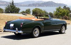 Park Ward Bentley S1 Continental Convertible 1957