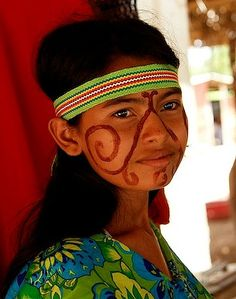 ragazza wayuu