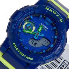 A-Watches.com - Casio Baby-G BGA-185FS-2A BGA-185FS-2 Quartz Female Blue Resin Strap Auto Calendar Running Watch, $100.00 (https://www.a-watches.com/casio-baby-g-bga-185fs-2a-bga-185fs-2-quartz-female-blue-resin-strap-auto-calendar-running-watch/)