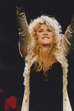 """TimeSpace Tour Stevie Nicks "" Scanned by John Gamby for Ivory Keys and shared with his permission."