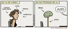 Selecting a PhD Supervisor