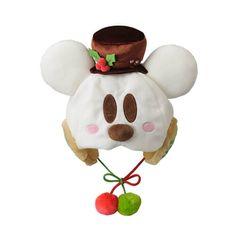 Christmas 2015 Mickey Fan Cap - Tokyo DisneySea