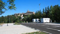 Area Attrezzata Camper CoriCamper di Corinaldo #giropercampeggi #campeggi #camper #tenda