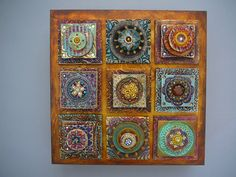 Laurie Mika-Clay Quilt