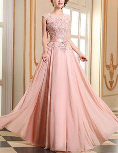 Lactraum Brautjungfernkleid Ballkleid Abendkleid Abschlussball Kleider Hochzeitskleider Abiballkleid Spitze Pailletten Rosa Rot Armlos LF4050: Amazon.de: Bekleidung
