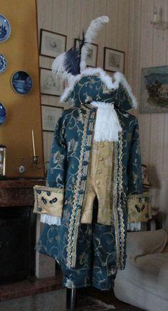 Abito storico primo 1700