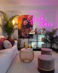 Decor Home Living Room, Living Room Designs, Dream Home Design, Home Interior Design, Room Ideas Bedroom, Bedroom Decor, First Apartment Decorating, Aesthetic Room Decor, Beauty Room