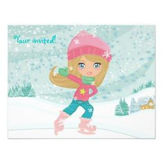 Come skate with us! Party Invitations! http://www.zazzle.com/come_skate_with_us_party_invitations-161787614095396702?rf=238194283948490074&tc=pfz