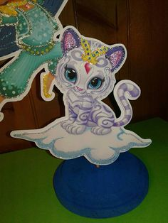 Birthday Board, Birthday Ideas, Birthday Parties, Shimmer And Shine Decorations, Shimmer N Shine, Moana, Ariel, Coloring Pages, Frames