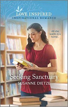 Seeking Sanctuary (Widow's Peak Creek Book 2) - Kindle edition by Dietze, Susanne. Religion & Spirituality Kindle eBooks @ Amazon.com. Temporary Jobs, Widow's Peak, Fancy Schmancy, Book Club Books, Large Prints, T Shirts For Women, Mom, Collection, Military