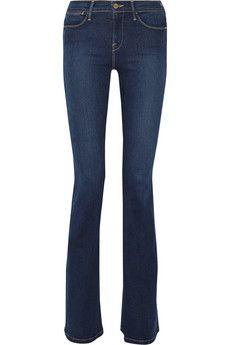 Frame Denim Le High Flare high-rise jeans | NET-A-PORTER