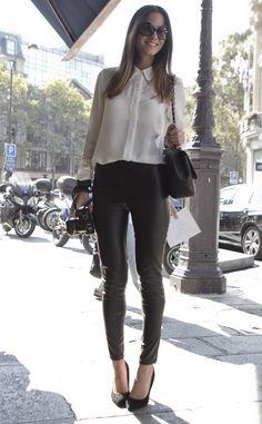 Paris streetstyle.