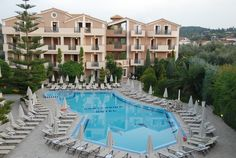 Contessina Hotel - Panoramic View (Daytime)