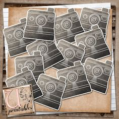 For Smashbook U printables by RebeccaB