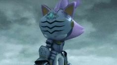 Sir percival (blaze the cat)