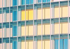 Igor Bakotić - Yellow one Geometric Photography, Blinds, Curtains, Yellow, Home Decor, Decoration Home, Room Decor, Shades Blinds, Blind