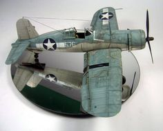 "Vought F4U-1 Corsair® ""Birdcage"" 1/32"
