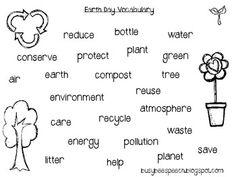 Earth Day Promise Freebie  Fantastic First Grade Froggies