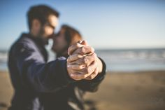 Engagement session on the beach || Daniele Padovan Wedding Photography.