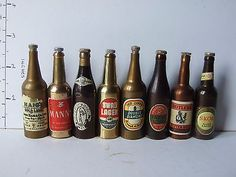 #Miniature beer #bottles - bottle #openers,  View more on the LINK: http://www.zeppy.io/product/gb/2/262406367190/