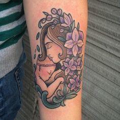 Beautifully inspiring breastfeeding tattoos