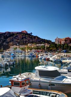 my 2nd home, Aguilas, Murcia