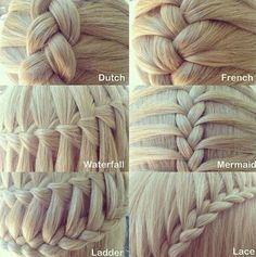 hair tutorials for long haor styles