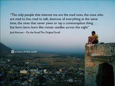 Jack Kerouac - On The Road #jackkerouac #ontheroad #travel
