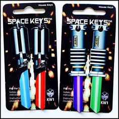 Set of 4 Saber Shaped Space KeysTM (7 Millimeters, KW1/KW11) Space Keys http://www.amazon.com/dp/B00PRL9LNY/ref=cm_sw_r_pi_dp_3nlyvb0GN5H3E