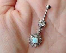 belly button rings – Etsy