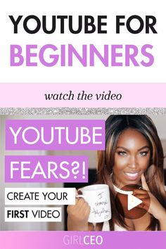 Youtube Beginners | YouTube Tips | YouTube Video Ideas | Youtube Bloggers | YouTube Bloggers | YouTube Fear | Fear of Video | Fear of Camera | YouTube Vloggers | YouTube Vlogging Ideas | Video Idess | Video Marketing | YouTube Marketing