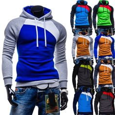 2015 Casual Pullover Hoodies – eDealRetail