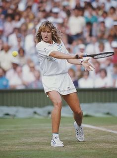 Sueffi Graf-Wimbledon Lawn Tennis Championship