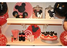 Dixie Delights: Meeska Mouska Mickey Mouse Party