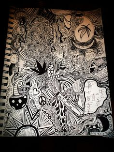 Image result for trippy drawings