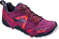 Got these instead of boots - going to try them out. Brooks Cascadia 9 Trail-Running Shoes - Women's