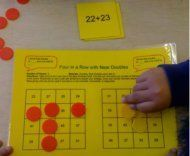 Addition and Subtraction Activities - near doubles math facts