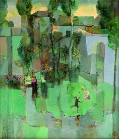 Andrey Aranyshev (b 1956, Yaroslavl, Russia) http://www.tuttartpitturasculturapoesiamusica.com/2014/05/Andrey-Aranyshev.html#more