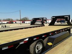 For Sale: 2017 Load Trail x Heavy Duty Gooseneck lb Axles Trailer Sales, Trailers For Sale, Dodge Trucks, Pickup Trucks, Deck Over Trailer, Gooseneck Flatbed Trailer, Custom Flatbed, Horse Barn Plans, Spring Texas