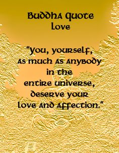 Buddha Quotes - Love